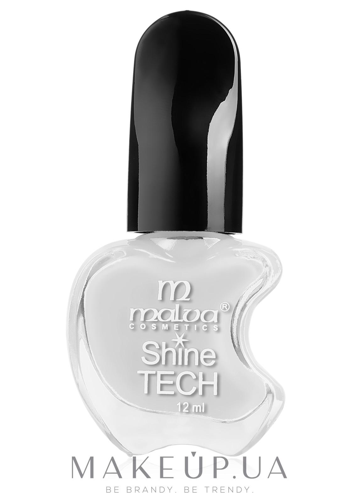 Лак для ногтей - Malva Cosmetics Shine Tech Nail Lacquer — фото 002