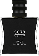 Духи, Парфюмерия, косметика SG79 STHLM № 21 Red - Парфюмированная вода