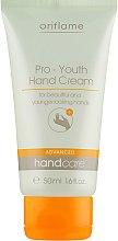"Духи, Парфюмерия, косметика Антивозрастной крем для рук ""Интенсив-уход"" - Oriflame Pro-Youth Hand Cream"