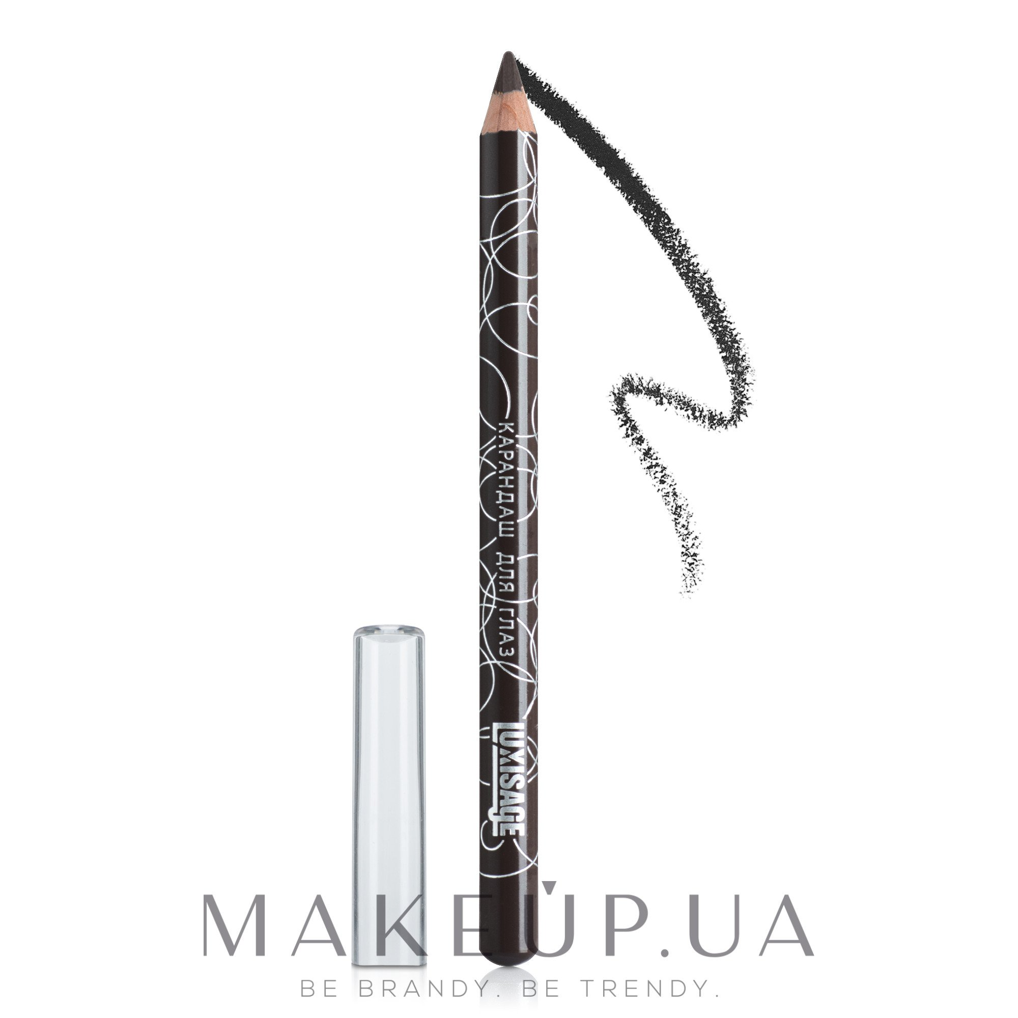 Карандаш для глаз - Luxvisage Eye Pencil — фото 01