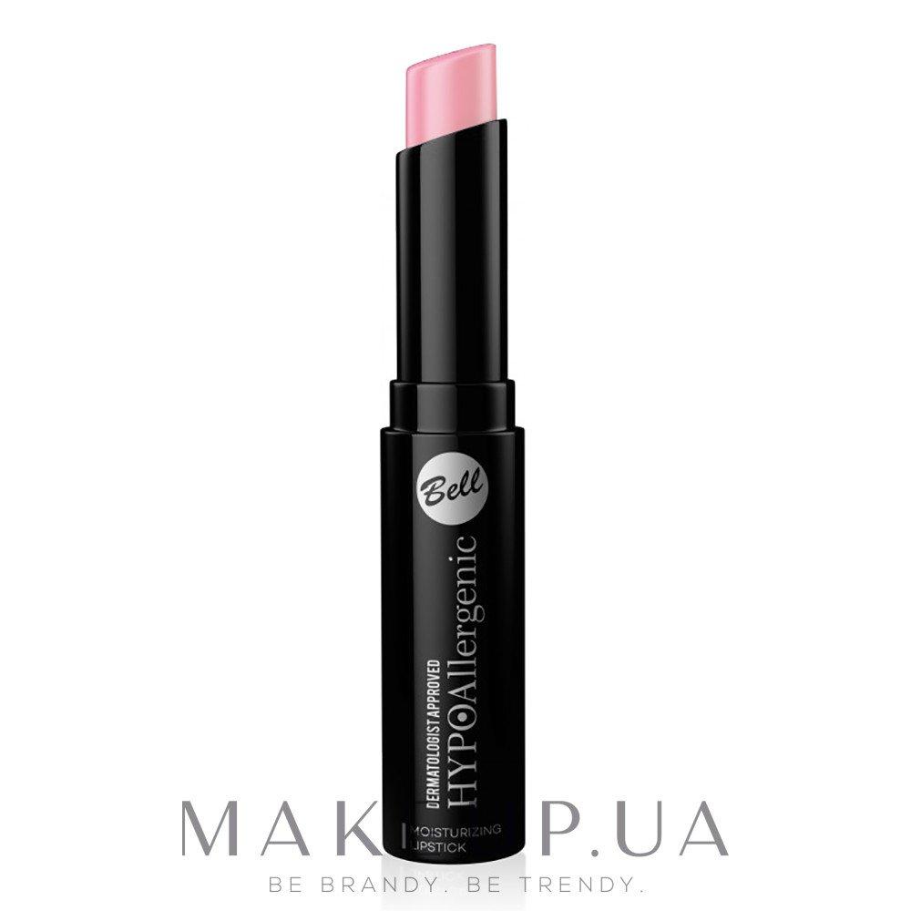 Увлажняющая гипоаллергенная помада для губ - Bell HypoAllergenic Moisturizing Lipstick  — фото 01