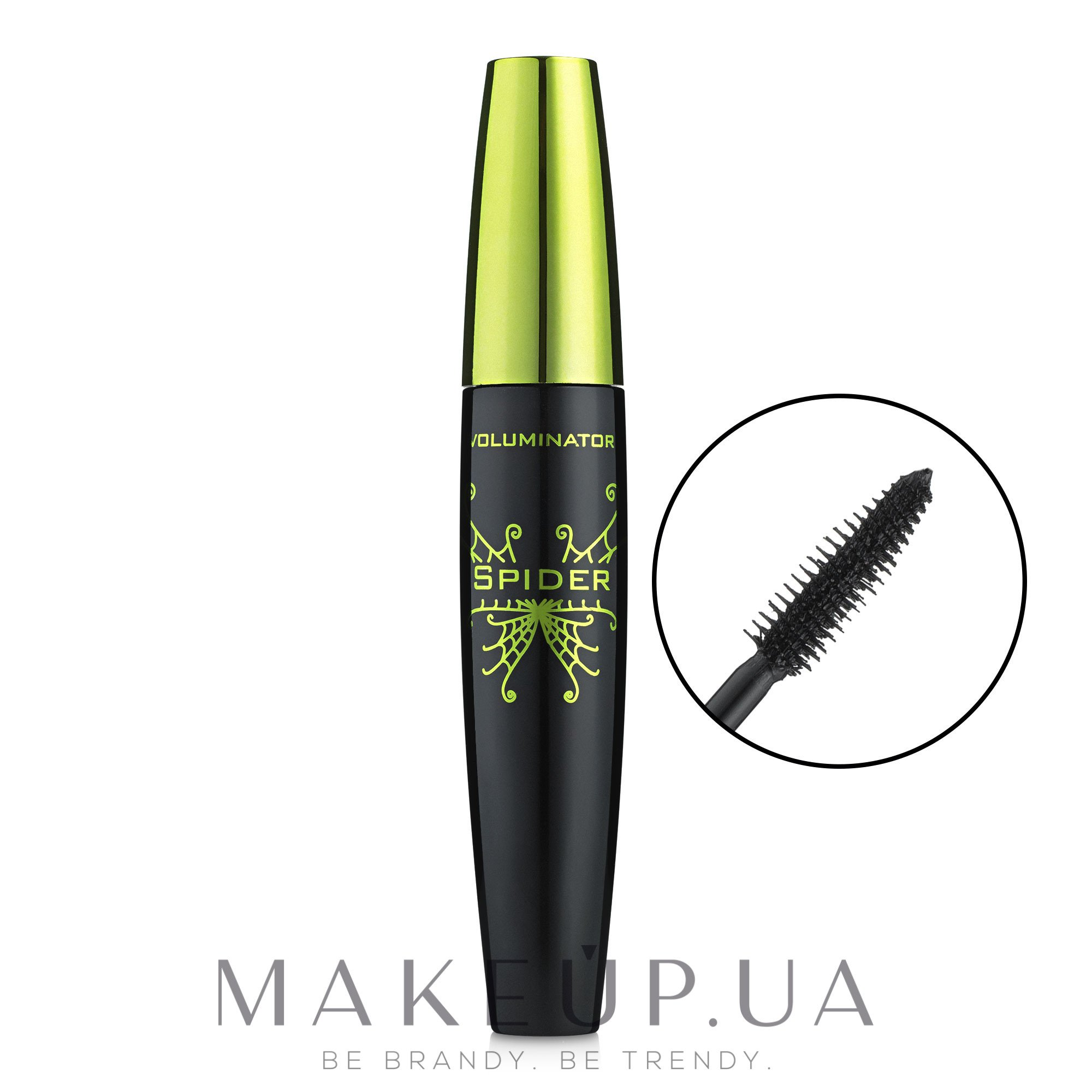 Тушь для ресниц - Vipera Spider Mascara — фото 01 - Black