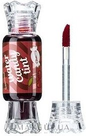 Жидкий тинт для губ - The Saem Saemmul Water Candy Tint — фото 01 Cherry