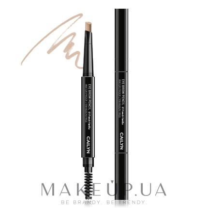 Карандаш для бровей - Cailyn Eyebrow Pencil — фото 01 - French Vanilla