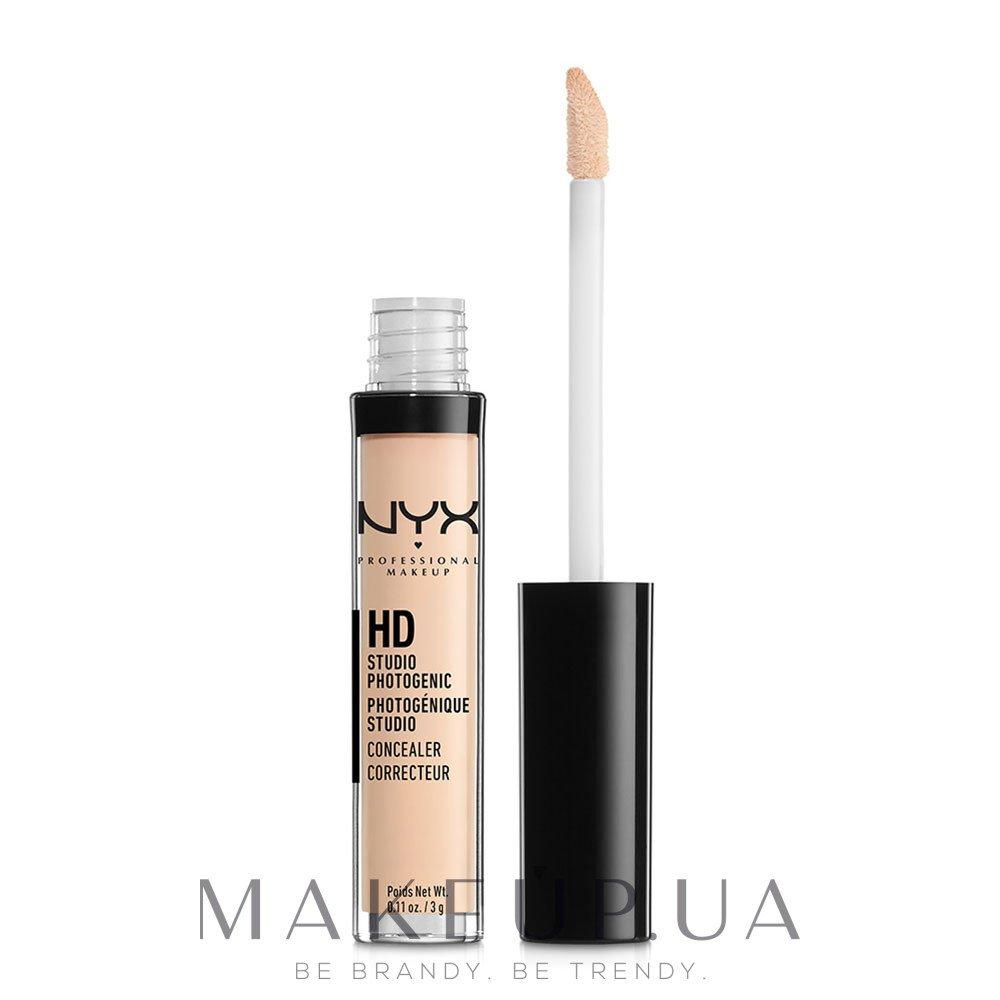 Жидкий корректор - NYX Professional Makeup Concealer Wand — фото 01 - Porcelain