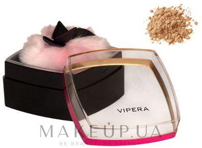 Рассыпчатая пудра с УФ-фильтром - Vipera Face Loose Powder — фото 011 - Transparent Matte