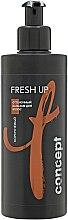 Духи, Парфюмерия, косметика Оттеночный бальзам для волос - Concept Fresh Up Color Shade Balsam