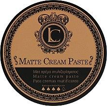 Духи, Парфюмерия, косметика Паста матовая сильной фиксации для мужчин - Lavish Care Matte Cream Paste