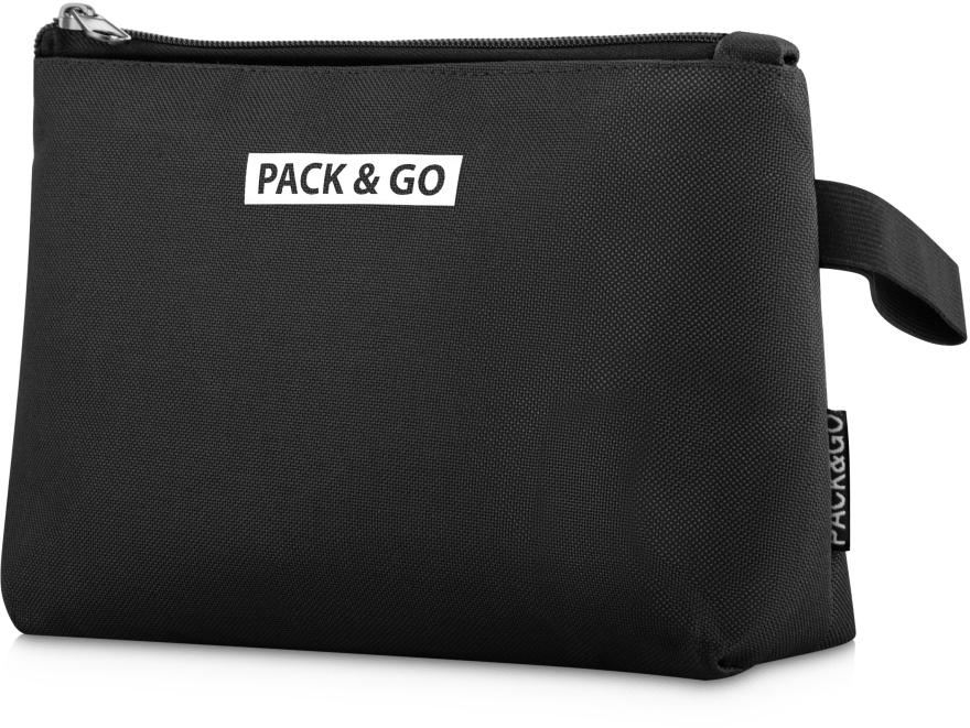 Термо-косметичка чёрная - Pack&Go Easy Bag