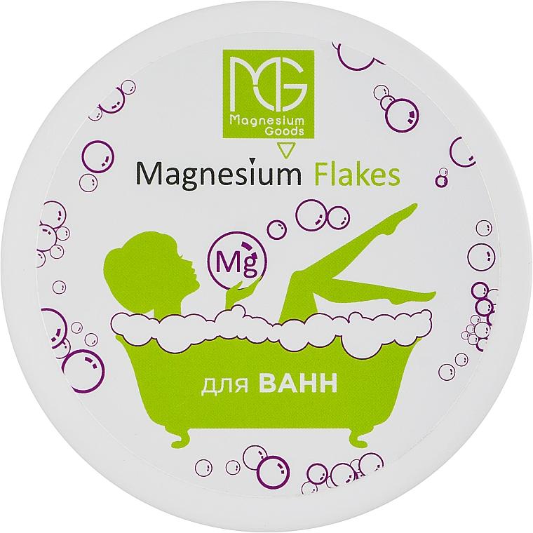 Магниевые хлопья для ванн - Magnesium Goods Flakes