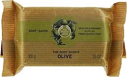 """Духи, Парфюмерия, косметика Мыло """"Оливки"""" - The Body Shop Olive Soap"""