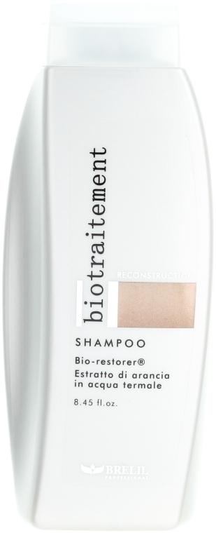 """Шампунь """"Интенсивное Восстановление"""" - Brelil Bio Traitement Reconstruction Shampoo"""