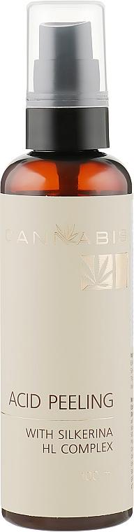 Кислотный пилинг для лица - Cannabis Acid Peeling