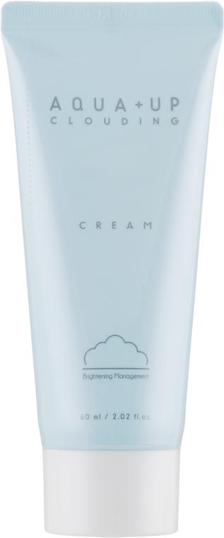 Крем для лица паровой увлажняющий - A'pieu Aqua Up Clouding Cream