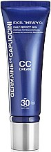 Духи, Парфюмерия, косметика CC Крем для ежедневного ухода - Germaine de Capuccini Excel Therapy O2 CC Cream Daily Perfe