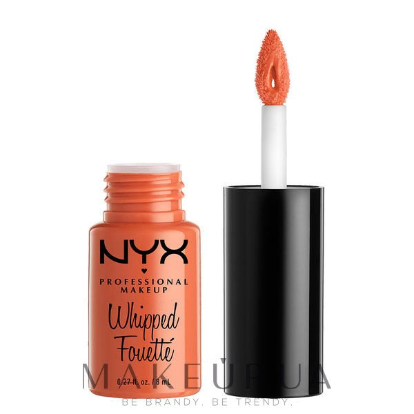 Мусс для губ и щек - NYX Professional Makeup Whipped Lip & Cheek Souffle — фото 03 - Coral-Sicle