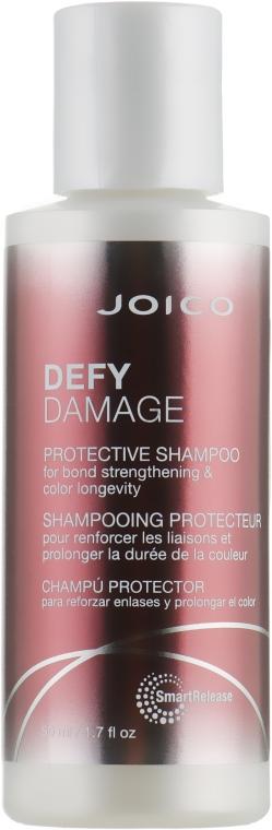 Защитный шампунь для укрепления дисульфидных связей и устойчивости цвета - Joico Protective Shampoo For Bond Strengthening & Color Longevity