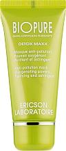 Духи, Парфюмерия, косметика Очищающая детоксицирующая маска - Ericson Laboratoire Bio-Pure Detox Maxx Anti-Pollution Mask