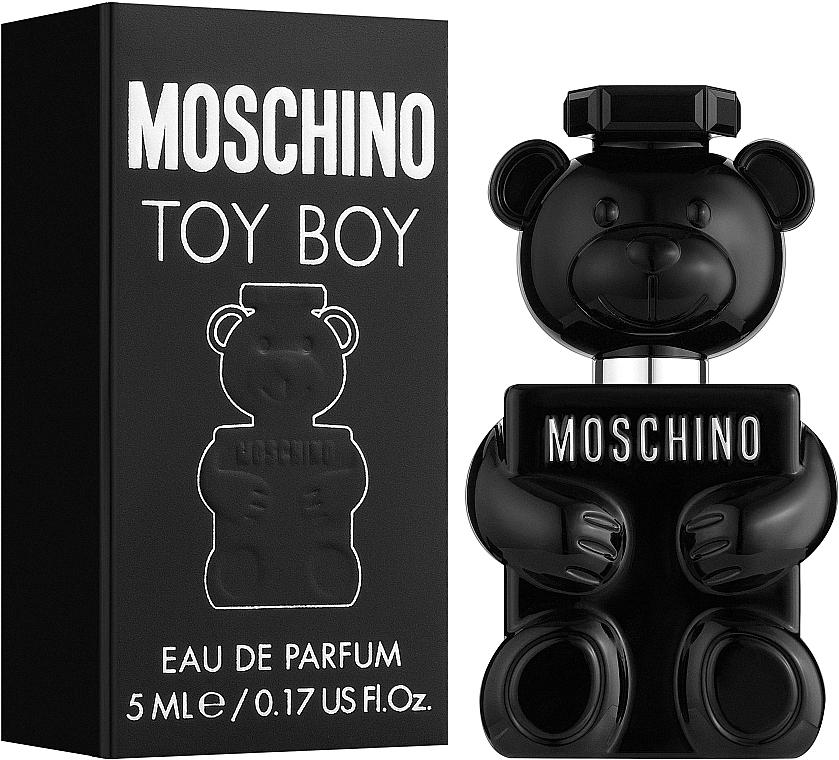 Moschino Toy Boy - Парфюмированная вода (мини)