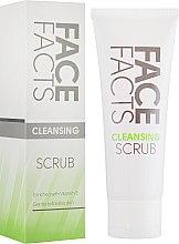 Духи, Парфюмерия, косметика Скраб для лица - Face Facts Cleansing Scrub