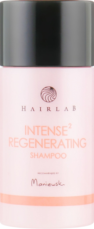 Восстанавливающий шампунь для волос - Federico Mahora Hairlab Intense 2 Regenerating (мини)