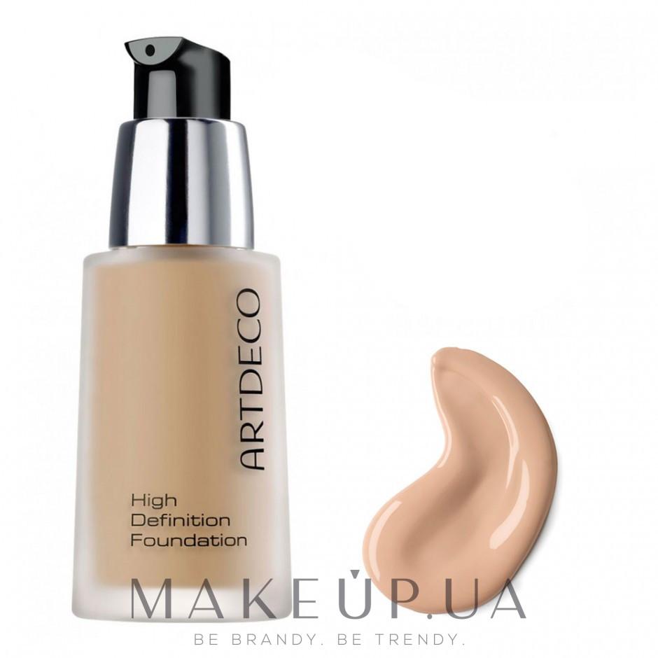 Тональный крем - Artdeco High Definition Foundation  — фото 04 - Neutral honey