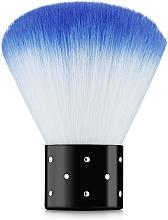 Духи, Парфюмерия, косметика Кисть для удаления пыли, синяя - Canni Dust Brush