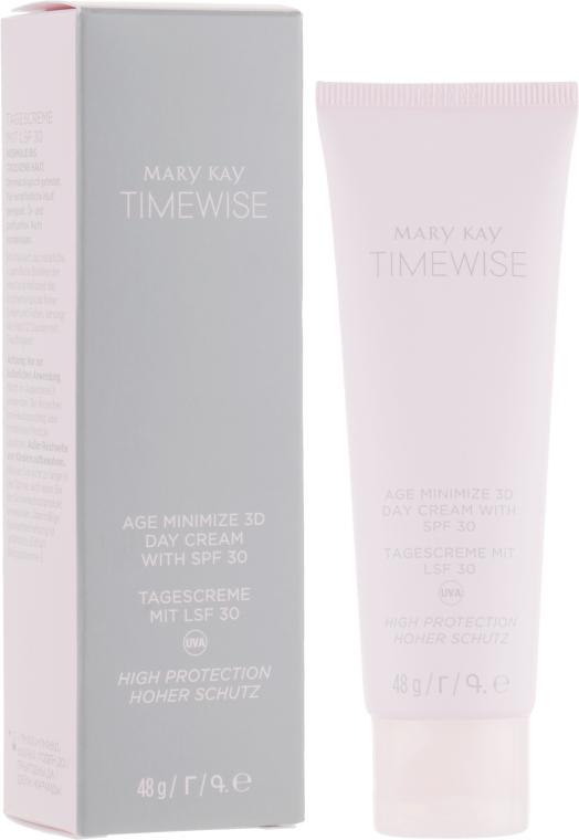 Дневной крем для сухой кожи SPF 30 - Mary Kay TimeWise Age Minimize 3D