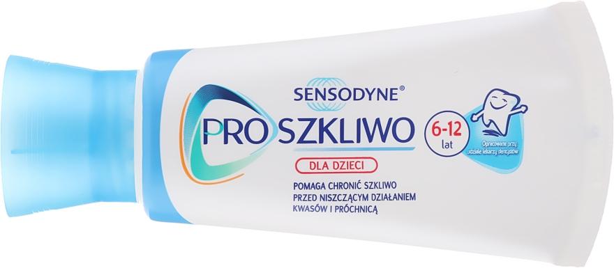 Детская зубная паста - Sensodyne Pronamel Kids 6-12 Years — фото N2