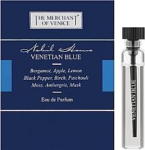 Духи, Парфюмерия, косметика The Merchant Of Venice Venetian Blue - Парфюмированная вода (пробник)