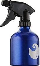 Духи, Парфюмерия, косметика Алюминиевый распылитель для воды, синий - Hairway Barrel Logo