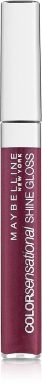 Блеск для губ - Maybelline New York Color Sensational