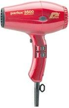 Духи, Парфюмерия, косметика Фен для волос, красный - Parlux 3500 Super Compact Red