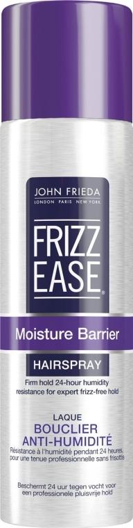 Лак для волос с защитой от влаги - John Frieda Frizz-Ease Moisture Barrier Firm Hold Hairspray