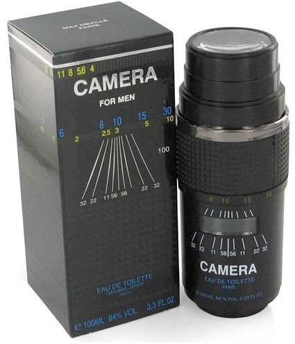 Max Deville Camera for Men - Туалетна вода (тестер з кришечкою) — фото N2