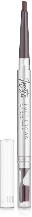 Механический карандаш для бровей - Lamel Professional Insta Puff Brows