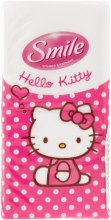 "Духи, Парфюмерия, косметика Сухие салфетки ""Hello Kitty"" 10шт, розовые - Smile Ukraine Hello Kitty"