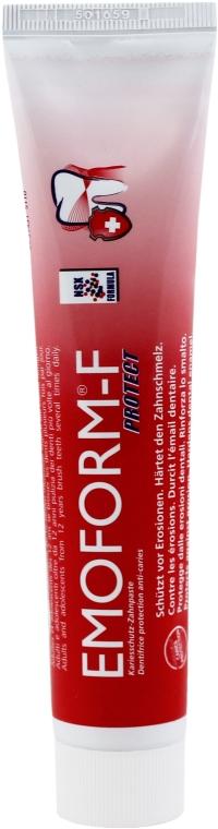 """Зубная паста """"Защита от кариеса"""" - Dr. Wild Emoform-F Protect"""