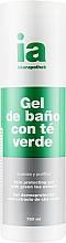 Духи, Парфюмерия, косметика Тонизирующий гель для душа с экстраком зеленого чая - Interapothek Gel De Bano Con Te Verde