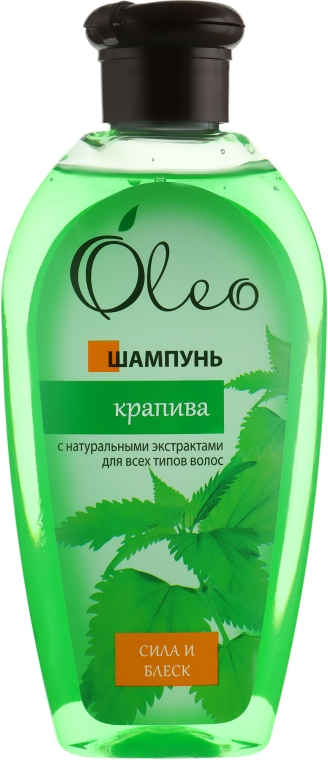 """Шампунь для волос """"Крапива"""" - Oleo"""