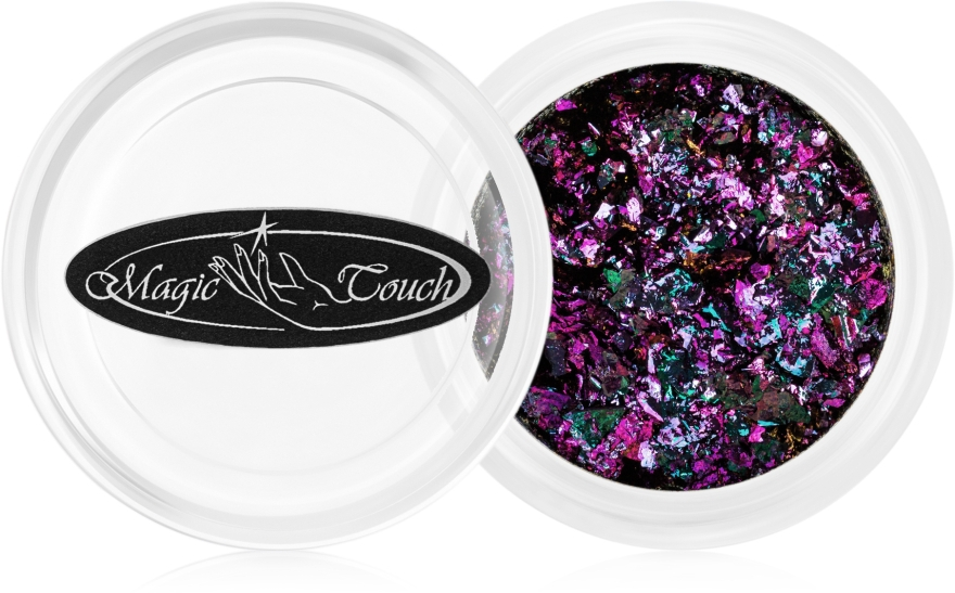 Хлопья юки для дизайна ногтей - Avenir Cosmetics