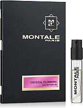 Духи, Парфюмерия, косметика Montale Crystal Flowers - Парфюмированная вода (пробник)