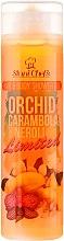 Духи, Парфюмерия, косметика Гель для мытья волос и тела - Hristina Stani Chef'S Body Food Hair & Body Shower Gel Orhid Carambola & Neroli