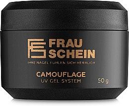 Духи, Парфюмерия, косметика Гель для наращивания, 50 г - Frau Schein Camouflage UV Gel System