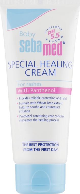 Крем детский под подгузник - Sebamed Special Healing Cream