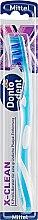 "Духи, Парфюмерия, косметика Зубная щетка ""Х-Чистка"", голубая - Dontodent X-Clean"