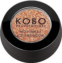 Духи, Парфюмерия, косметика Тени для век фольгированные - Kobo Professional Pro Formula Foil Eye Shadow