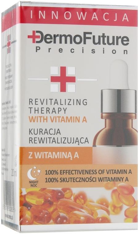 Ревитализирующее средство с витамином А - Dermo Future Revitalizing Therapy With Vitamin A