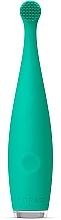 Духи, Парфюмерия, косметика Детская электрическая зубная щетка - Foreo Issa mikro Baby Electric Toothbrush, Kiwi