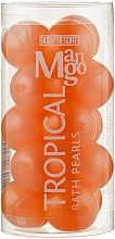 Духи, Парфюмерия, косметика Жемчужины Для Ванны ''Тропическое Манго'' - Mades Cosmetics Body Resort Tropical Mango Bath Pearls